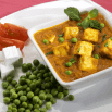 Indian Matar paneer Recipe